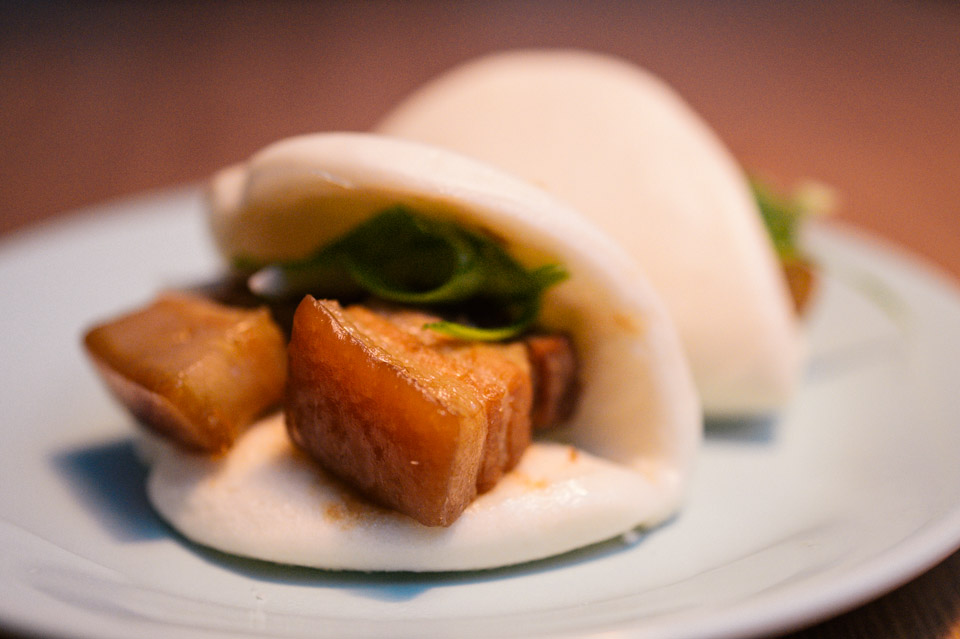 RECIPE: Red Braised Pork Belly Buns