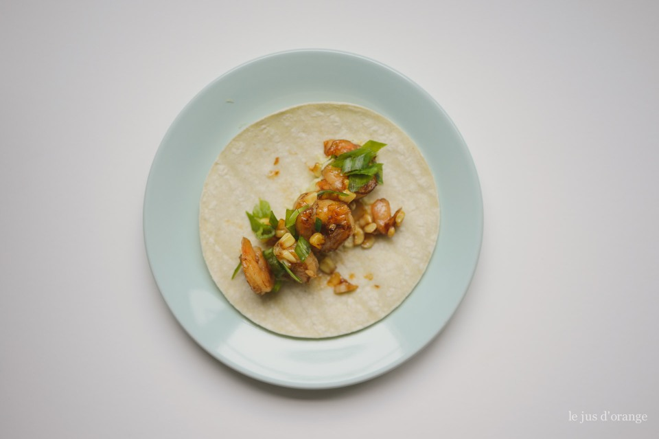 caramelized shrimp taco-5
