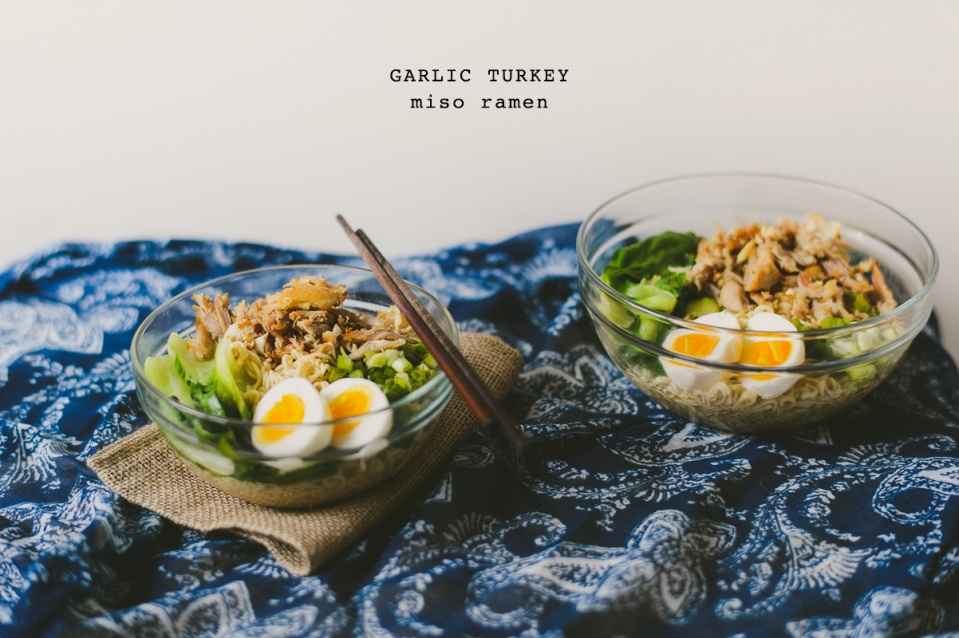 Garlic Turkey Miso Ramen -6 copy