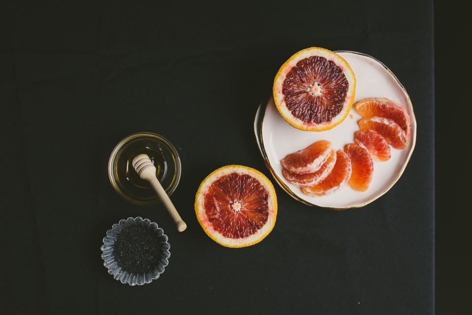 Black Sesame And Orange Ice Cream Recipes — Dishmaps