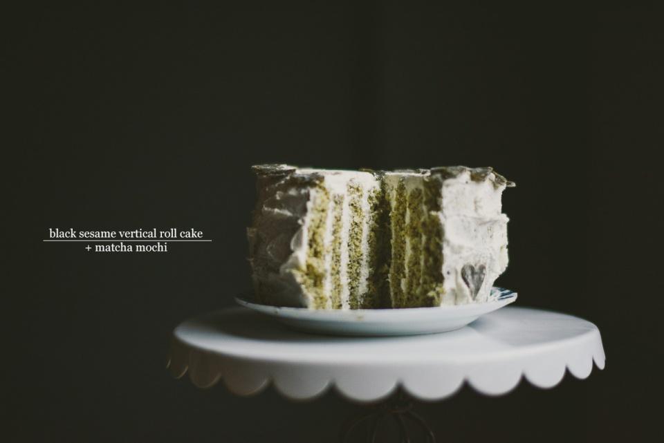 black-sesame-vertical-roll-cake-matcha-mochi | le jus d'orange-15 copy