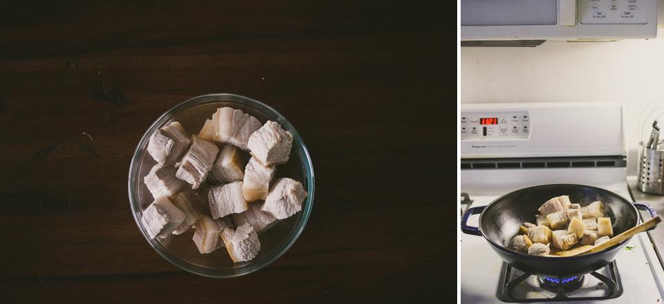 红烧肉 red-braised-pork-hong-shao-rou   le jus d