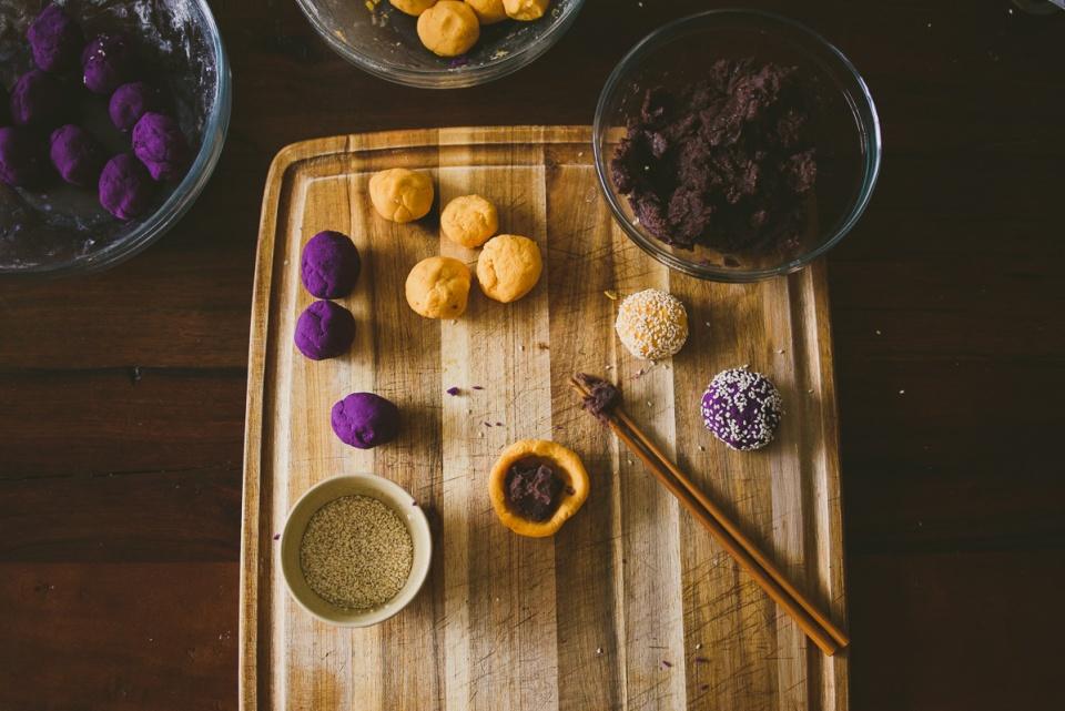 sweet potato mochi cake | le jus d'orange-6