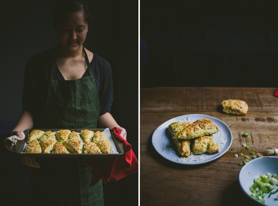 Gruyere Scallion scones | le jus d'orange-11 copy