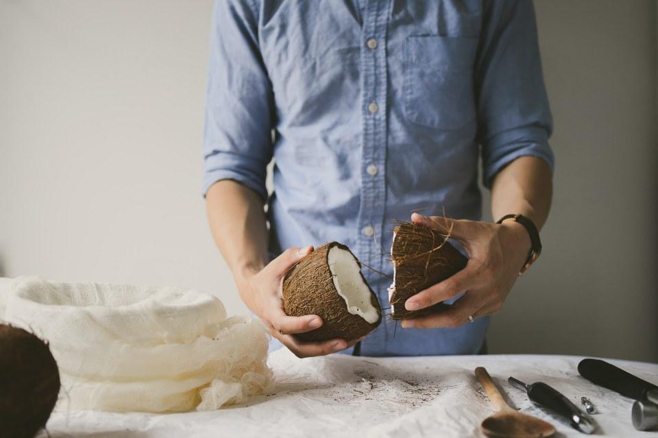 coconut milk  | le jus d'orange-10